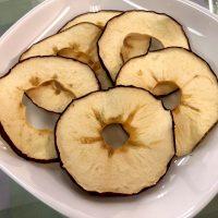 林檎のドライフルーツ